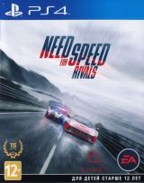 Need for Speed Rivals Ограниченное издание (Limited Edition) (PS4)