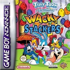 Tiny Toon Adventures - Wacky Stackers Русская Версия (GBA) для Game boy