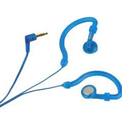 Наушники проводные Hama HK-213 Clip-On Stereo Headphones PC/Wii U/PS Vita/3DS (PC)