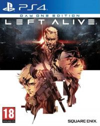 Купить Игру Left Alive: Day One Edition (PS4) на Playstation 4 диск