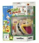 Poochy and Yoshi's Woolly World. Ограниченное издание (Limited Edition) (Nintendo 3DS)