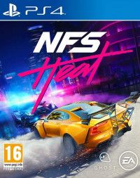 Need for Speed Heat Русская версия (PS4)
