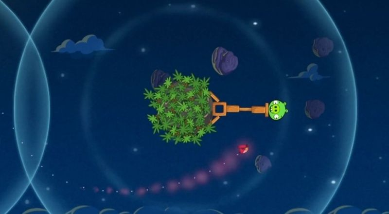 Angry Birds Space Jewel (PC)