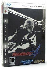 Игра Devil May Cry 4 Collector's Edition для PS3