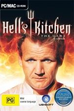 Hell's Kitchen: The Video Game Box (PC)