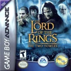 Lord of the Rings the two towers Русская Версия (GBA)