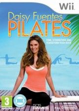 Daisy Fuentes Pilates Tone Strengthen And Ttransform Your Body (Wii)
