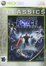 Игра Star Wars: The Force Unleashed для Xbox 360