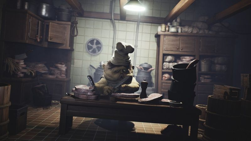 Little Nightmares Complete Edition русская версия (PS4)