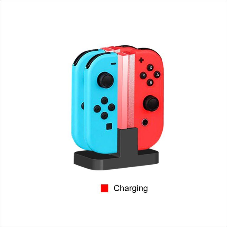 Зарядная станция для 4-х контроллеров Joy-Con DOBE (TNS-875) (Switch)