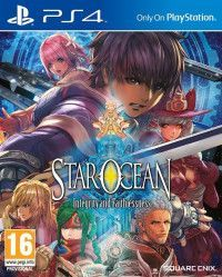 Игра Star Ocean V: Integrity and Faithlessness (PS4) Playstation 4