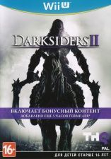 Купить игру Darksiders: 2 (II) (Wii U) USED Б/У на Nintendo Wii U диск