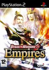 Купить Игру Dynasty Warriors 5 Empires (PS2) для Sony PS2 диск