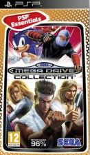 Игра Sega Mega Drive Collection Essentials (PSP) для Sony PSP