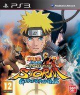 Купить игру Naruto Shippuden: Ultimate Ninja Storm Generations (PS3) на Playstation 3 диск