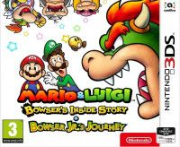 Купить игру Mario and Luigi Bowser's Inside Story + Bowser Jr.'s Journey (Nintendo 3DS) на 3DS