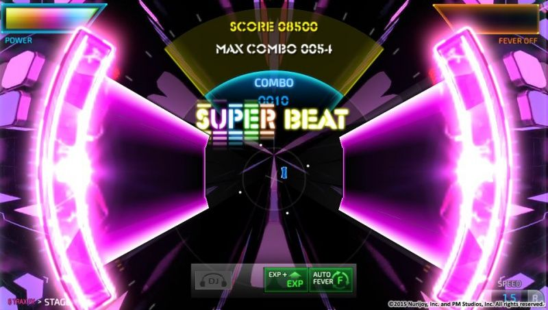 Superbeat: Xonic (Switch)