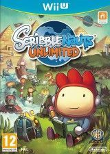 Купить игру Scribblenauts Unlimited (Wii U) USED Б/У на Nintendo Wii U диск
