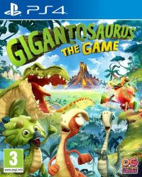 Gigantosaurus: The Game Русская версия (PS4)