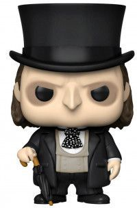 Фигурка Funko POP! Vinyl: Бэтмен возвращается (Batman Returns) Пингвин (Penguin) (47708) 9,5 см