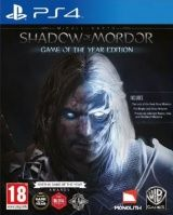 Средиземье (Middle-earth): Тени Мордора (Shadow of Mordor) Издание Игра Года (Game of the Year Edition) (PS4)