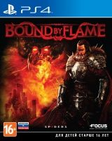 Купить Игру Bound by Flame (PS4) на Playstation 4 диск