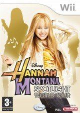 Купить игру Hannah Montana: Spotlight World Tour (Wii/WiiU) на Nintendo Wii диск