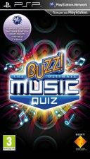 Игра Buzz! The Ultimate Music Quiz (PSP) для Sony PSP