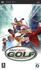 Игра ProStroke Golf World Tour 2007 (PSP) для Sony PSP