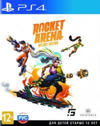 Rocket Arena Mythic Edition Русская Версия (PS4)