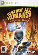 Игра Destroy All Humans! Path of the Furon для Xbox 360