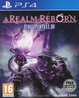 Final Fantasy 14 (XIV): A Realm Reborn. Standard Edition (PS4)