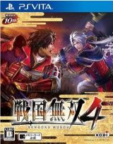 Samurai Warriors 4 (PS Vita)