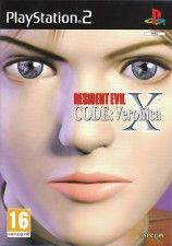 Купить Игру Resident Evil: Code Veronica X (PS2) USED Б/У для Sony PS2 диск