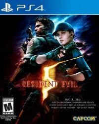 Игра Resident Evil 5 (PS4) Playstation 4