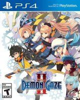 Demon Gaze 2 (II) (PS4)