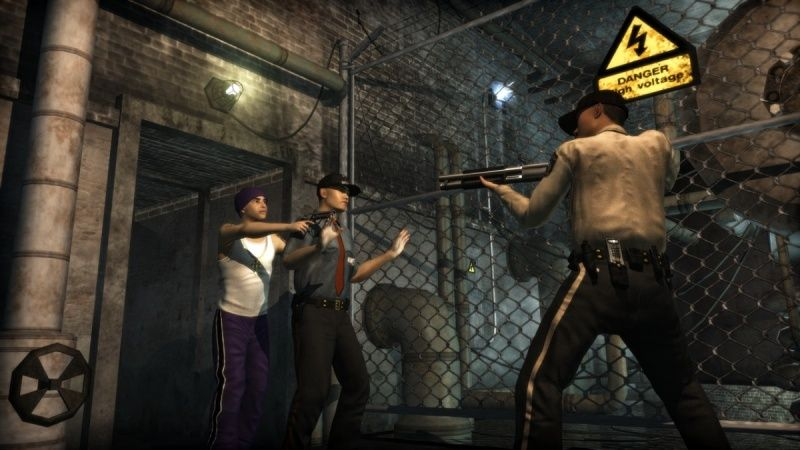 Saints Row 2 Русская Версия (PS3)