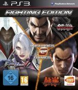 Купить игру Fighting Edition (Tekken 6+Soul Calibur 5+Tekken Tag Tournament 2) Русская Версия (PS3) на Playstation 3 диск
