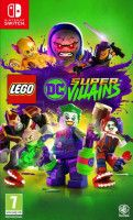 Купить игру LEGO DC Super-Villains Русская Версия (Switch) диск
