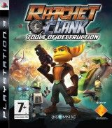 Ratchet And Clank Tools Of Destruction (PS3) USED Б/У