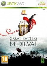Игра Great Battles Medieval History для Xbox 360