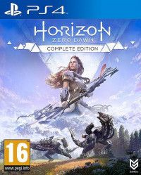 Купить Игру Horizon Zero Dawn. Complete Edition Русская Версия (PS4) на Playstation 4 диск