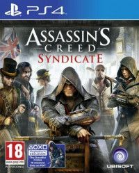 Игра Assassin's Creed 6 (VI): Синдикат (Syndicate) Русская Версия (PS4) Playstation 4