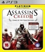 Игра Assassin's Creed II для Playstation 3