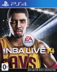 Игра NBA Live 14 (PS4) Playstation 4