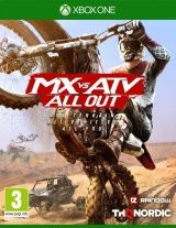 Купить Игру MX vs ATV: All Out (Xbox One) на Xbox One диск