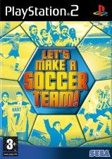 Купить Игру Let's Make A Soccer Team! (PS2) для Sony PS2 диск