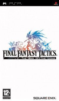 Final Fantasy Tactics: The War of the Lions (PSP) USED Б/У