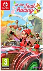 Купить игру All-Star Fruit Racing (Switch) диск