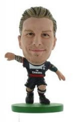 Фигурка футболиста Soccerstarz - Paris St Germain David Beckham - Home Kit (400061) Фигурки Soccerstarz